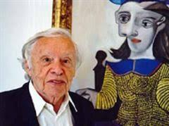 Heinz Berggruen war auch mit Pablo Picasso befreundet. - 115399-be