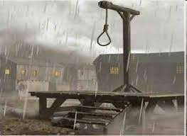 Image result for hangmans gallows noose