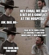 Rick and Carl Meme Generator - Imgflip | wd | Pinterest | Rick And ... via Relatably.com