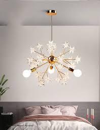 <b>Nordic Loft Glass</b> Led Lamp Modern Design Chandelier Ceiling ...