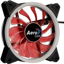 <b>Вентилятор Aerocool Rev</b> Red <b>120mm</b>