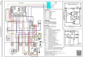 goodman wiring diagram thermostat wiring diagram and schematic goodman gms95 furnace thermostat wiring diagram