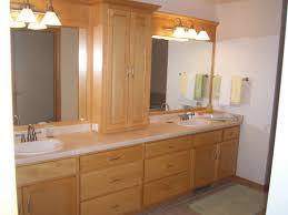 newport oak w bathroom vanity medicine bathroom decoration using pottery barn bathroom furniture including do