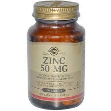 Solgar Цинк 50 <b>мг</b> 100 таблеток #iherb #айхерб #здоровье ...