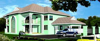 Ghana House Plans   Africa House Plans   Ghana Architectsmanhyia    ia house plan oak Home small