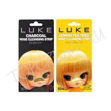 <b>LUKE</b> Nose Cleansing Strips - <b>Очищающие полоски</b> для носа от ...