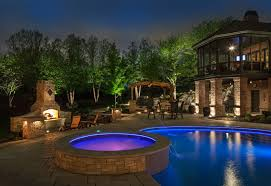 decking lighting ideas beautiful s landscaping informal deck adorable for decks and pictures pool decorating store beautiful lighting pool