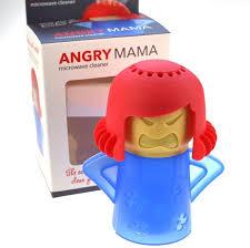 Очиститель для микроволновки Angry Mama (Злая мама) купить ...
