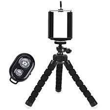 Buy LSoug <b>Universal Compact Tripod Stand</b> - Remote Included ...