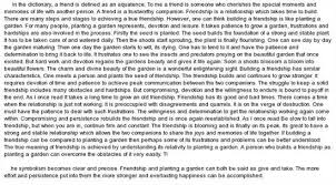 free a true friend essay   example essaysit is a true friend essay   true friend and