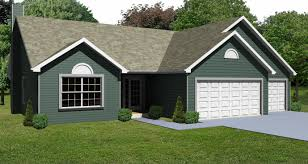 House Plan Small Bedroom Ranch House Plan The House Plan Siteadd     bedroom ranch style