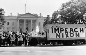 how richard nixon created hillary clinton politics impeach nixon