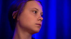 Trump at the UN: Greta Thunberg staring at president in viral video