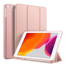 """10.2"""" <b>Solid Color</b> PU Leather <b>Tablet</b> Case Protective Cover with ..."""