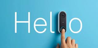 <b>Умный дверной видеозвонок</b> Nest Hello отличит друзей от ...