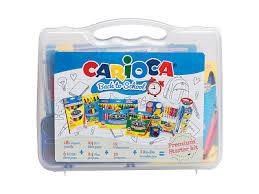 Набор для <b>рисования CARIOCA</b> BACK to SCHOOL, Fantasy, 97 ...