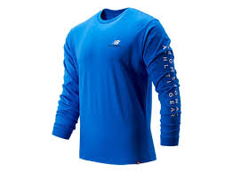 <b>NB Athletics</b> Archive <b>Long Sleeve</b> T-Shirt
