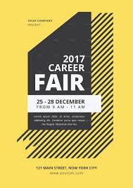 career fair flyer by tokosatsu graphicriver preview image set job fair flyer 1 jpg