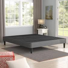 <b>Dark Gray Bed Frame</b>   Wayfair