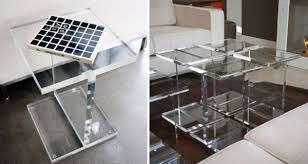 view in gallery acrylic office furniture