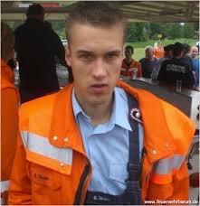 Name: <b>Sebastian Tamm</b> Spitzname: Basti Dienstgrad: Hauptfeuerwehrmann - tamm01_680