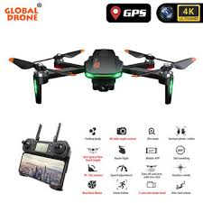 China 2020 New <b>Global Drone GD91 Pro</b> 2-axis gimbal stablizited ...
