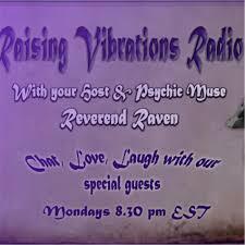 Raising Vibrations Radio
