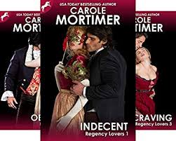 Forbidden (Regency Lovers 4) - Kindle edition by <b>Carole Mortimer</b> ...