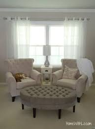 window chair furniture. double tufted arm chairs with ottoman for a formal sitting room great little reading window chair furniture r