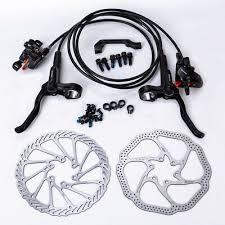 <b>Shimano MT200</b> Brake Bicycle Bike MTB Hydraulic Disc Brake Set ...
