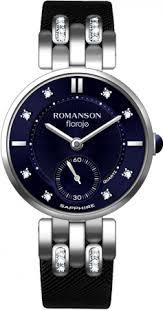 <b>Женские</b> наручные <b>часы Romanson</b> — купить на официальном ...