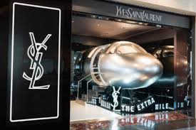 Global first <b>Yves Saint Laurent</b> pop-up at Haneda spotlights <b>24</b>-hour ...