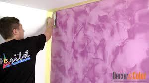 Художественная штукатурка (24 фото): декоративные покрытия ...