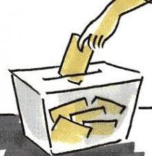 Resultado de imagen de elecciones urna