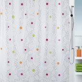 <b>Шторы для ванной</b> комнаты <b>Spirella</b> — купить с доставкой по ...
