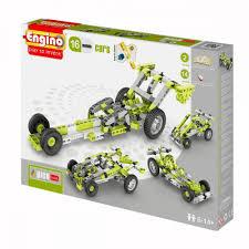 "Конструктор <b>Engino</b> Pico Builds-Inventor ""Автомобили"" (16 ..."