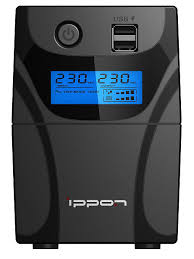 <b>Источник бесперебойного питания</b> Back Power Pro II 600 <b>IPPON</b> ...