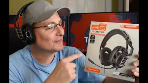 <b>Plantronics Rig</b> 300 Gaming Headset Review - YouTube
