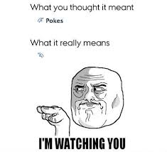 I'm watching you Meme Collection - The best of the I'm watching ... via Relatably.com