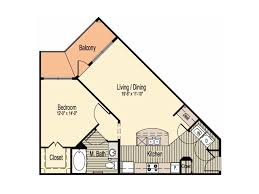 Bed   Bath Apartment in Raleigh NC   The Greens at Centennial     Bedroom A   sq ft  undefined  D Floor Plan