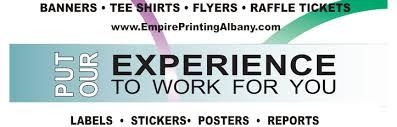 <b>Empire Printing</b> - Albany, New York - Full Service Digital <b>Printing</b>