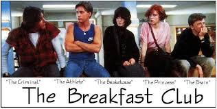 The breakfast club essay scene it