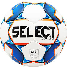 <b>Мяч футбольный Select Diamond</b> IMS №5 2015 1/25 заказать ...
