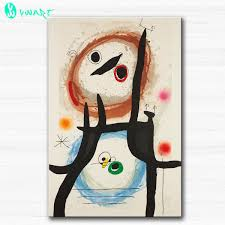 Resultado de imagem para imagem de mulheres na arte miró