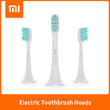 Original <b>3pcs</b> Regular Type Toothbrush Heads for <b>Xiaomi Mijia</b> ...