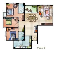 House Plan Drawing Plans Im House Architecture Picture Floor Plan    Infotech Computer Center Photo Floor Plan Software Home Decor
