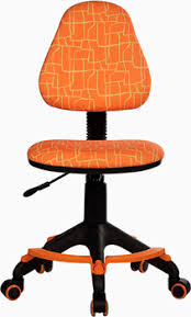 <b>Кресло Бюрократ KD</b>-<b>4</b>/<b>GIRAFFE</b> оранжевый жираф купить в ...