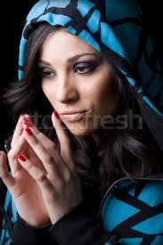 #309474 rude girl di Studiotrebuchet - 309474_bella-ragazza-buio-sfondo-donna-moda