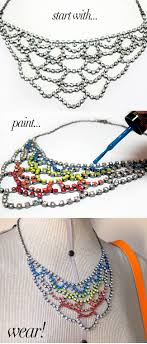 21 Simple And <b>Creative DIY Jewelry</b> Projects   Architecture & Design