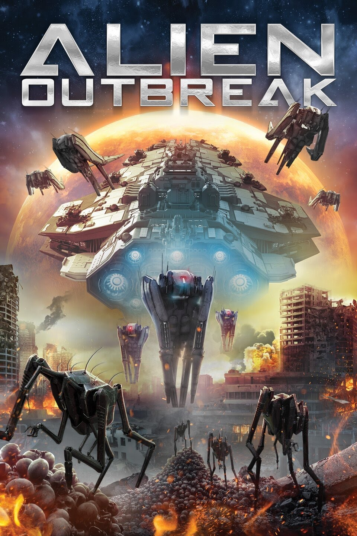 Alien Outbreak (2020) Hindi 720p HDRip Esubs Download